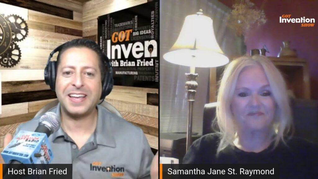 Inventor Guest, Samantha Jane St Raymond