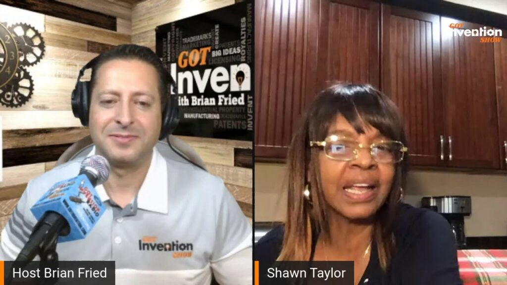 Inventor Guest, Shawn Taylor