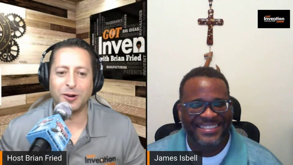 Inventor Guest, James Isbell
