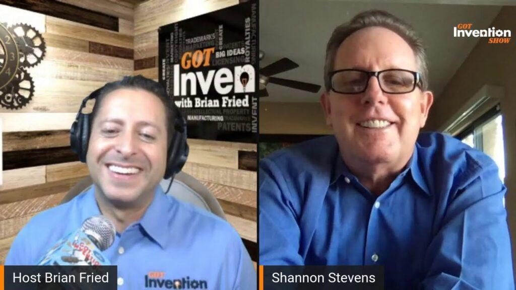 Inventor Guest, Mr. Shannon Stevens