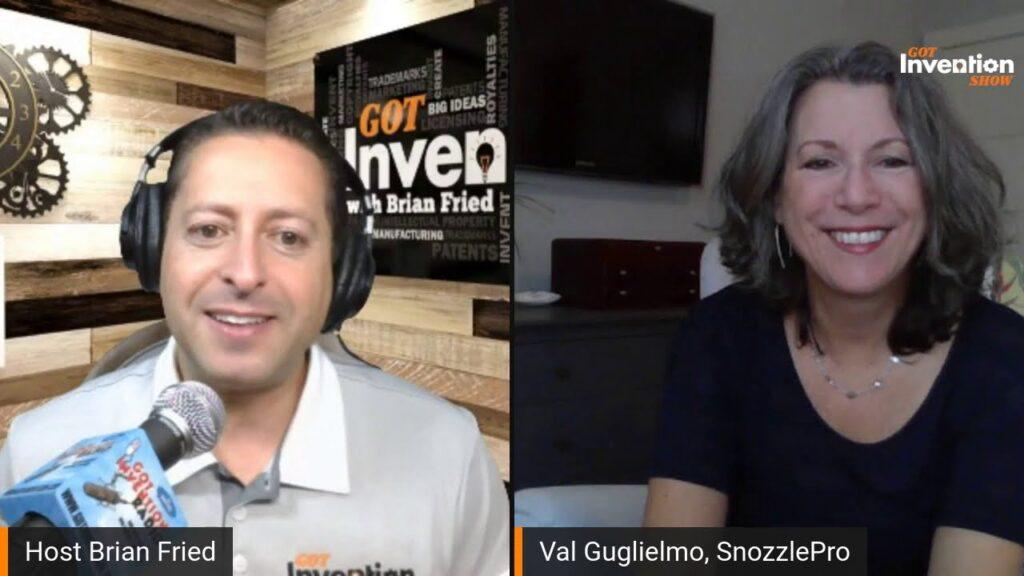 Inventor Guest, Valerie Guglielmo