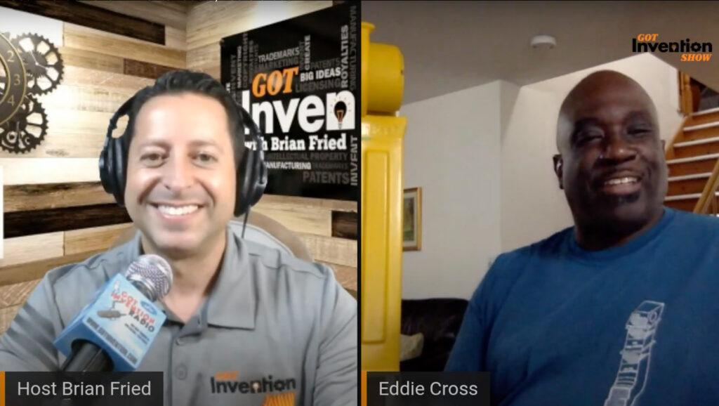 Inventor Guest, Eddie Cross