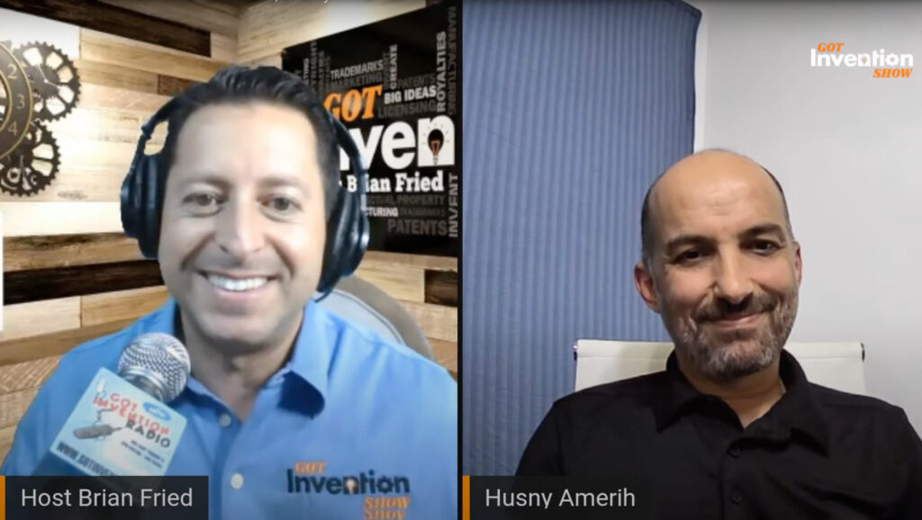 Inventor Guest, Husny Amerih