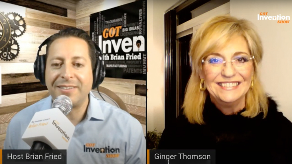 Inventor Guest, Ginger Thompson